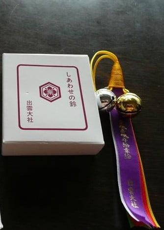 出雲大社・幸運の鈴