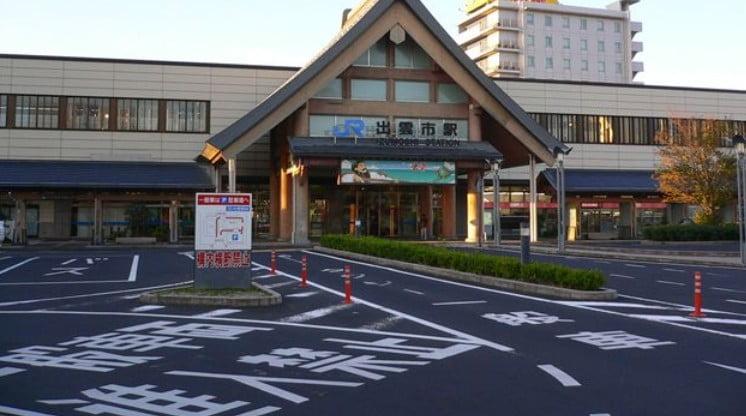 出雲市内で予約できる駐車場・「出雲市駅駐車場」