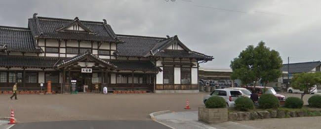 旧・大社駅駐車場
