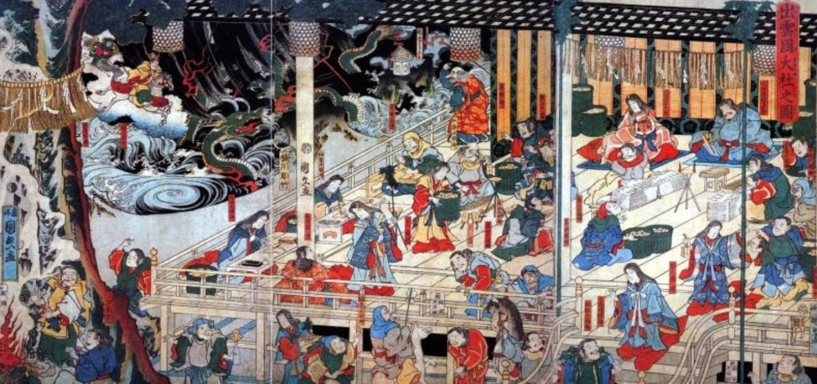 【補足】出雲大社の「神在祭」が、どうしても旧暦の10月でなければダメな理由とは?