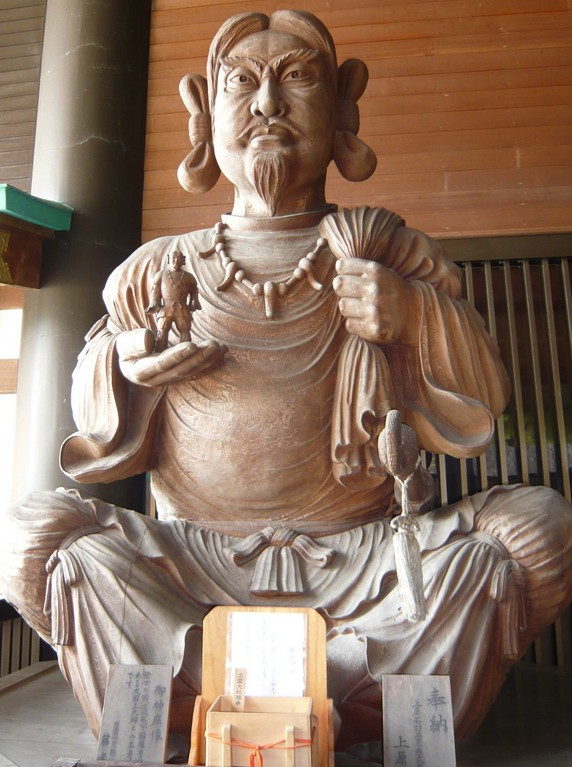 出雲大社でお祀りしている神様:「大国主神」とは、どんな神様??