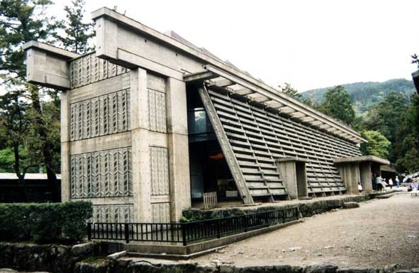 出雲大社の「庁の舎(ちょうのや)」は実は世界的にも有名な建築物