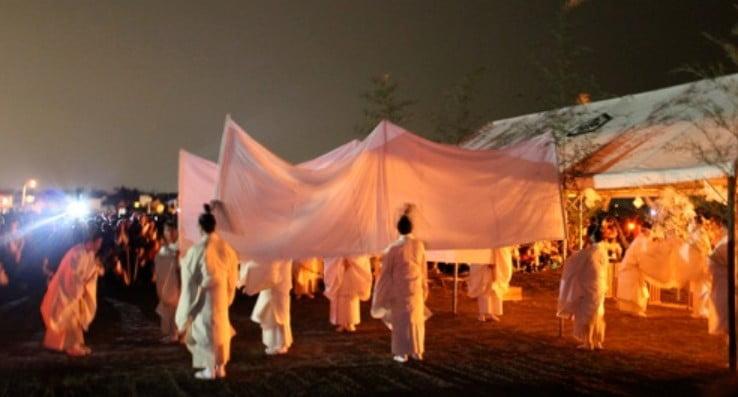 出雲大社の「神在祭」の内容