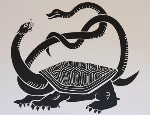 出雲大社の「神紋」のに「亀甲紋(きっこうもん)」を使う理由と由来と歴史