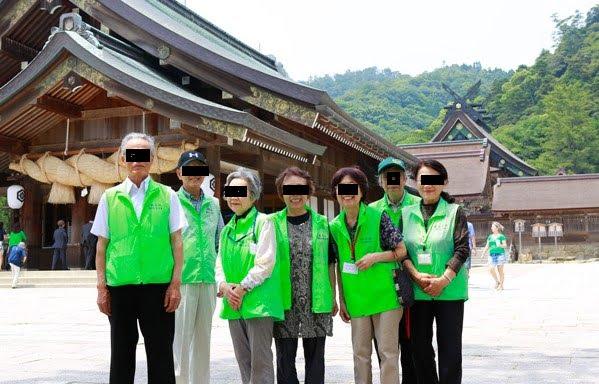 出雲観光協会事務局「出雲大社観光ガイドの会」について