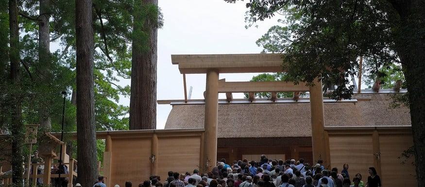 島根県・出雲大社の神在月の「八百万の神様の会議中」は、伊勢神宮に神様はいない?