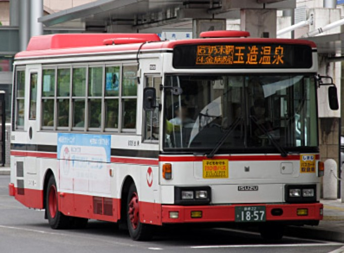 出雲大社から玉造温泉駅へ一畑バスを利用してのアクセス・行き方