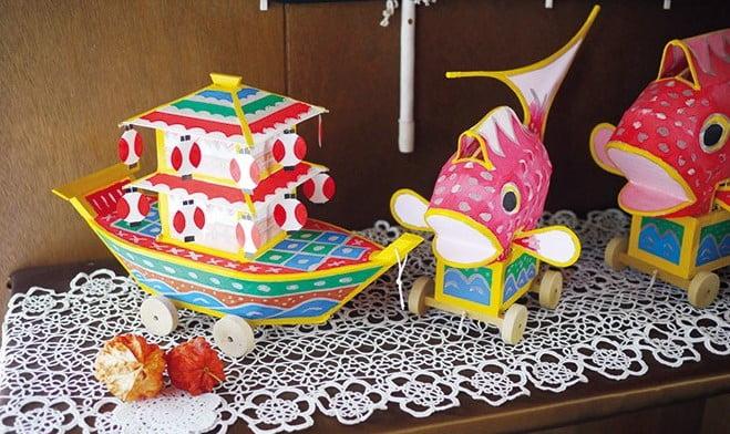 祝い凧(いわい だこ)」