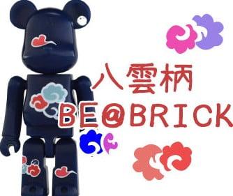 BE@BRICKとのコラボした縁結びクマさんフィギュア」