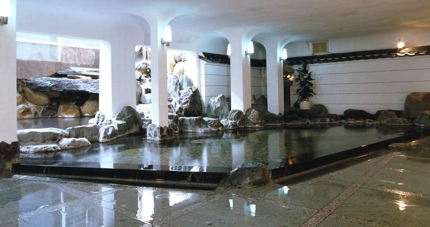 島根県 玉造温泉 保性館