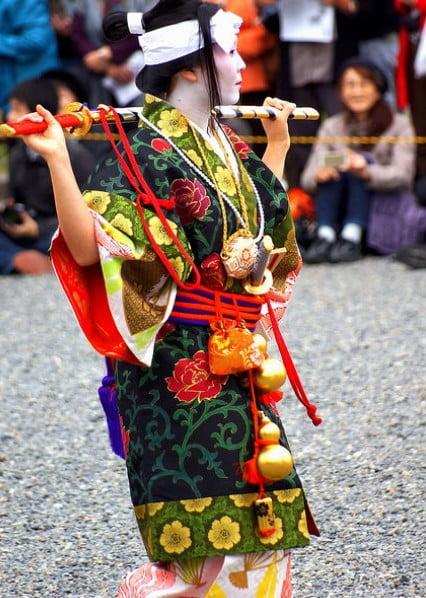 阿国と歌舞伎の関係