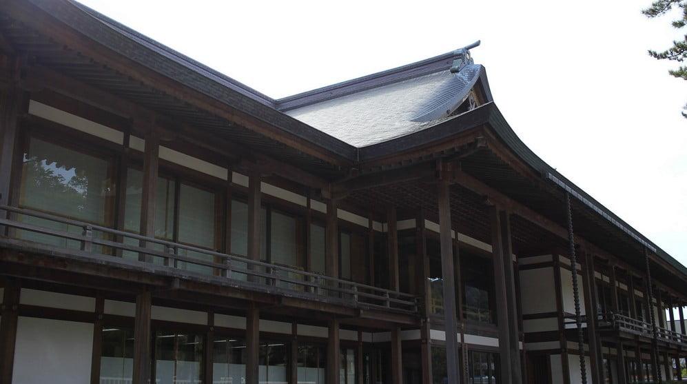 出雲大社(IZUMO-OYASHIRO)・社務所(SYAMUSYO)