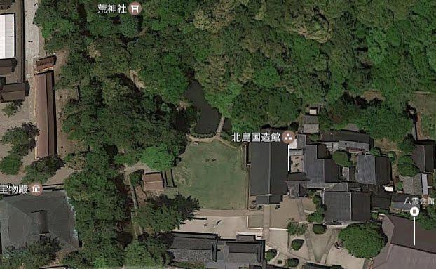 北島国造館の場所