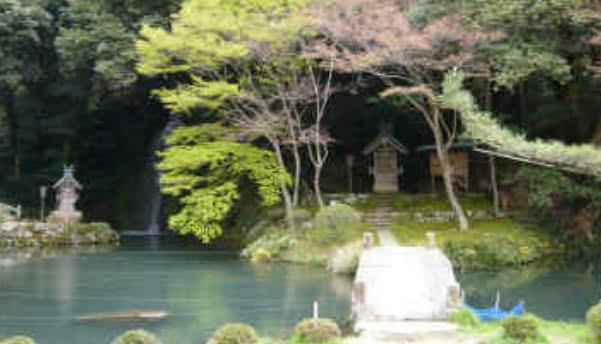 北島国造館・日本庭園