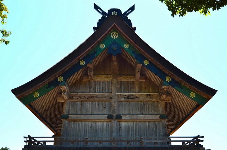 出雲大社(IZUMO-OYASHIRO)・御本殿(HONDEN)