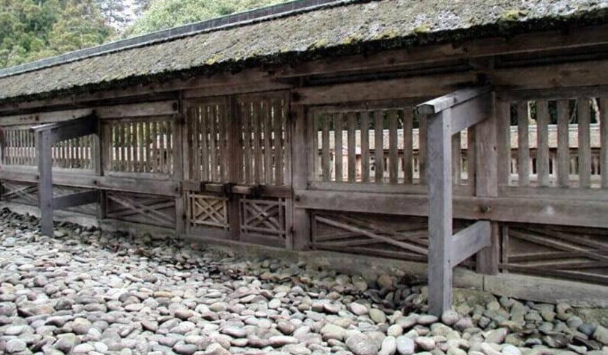 出雲大社(IZUMO-OYASHIRO)・玉垣(TAMAGAKI)