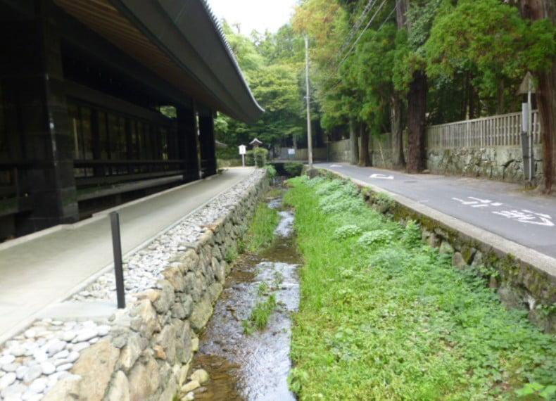 出雲大社(IZUMO-OYASHIRO)・素鵞川(SOGA-GAWA)