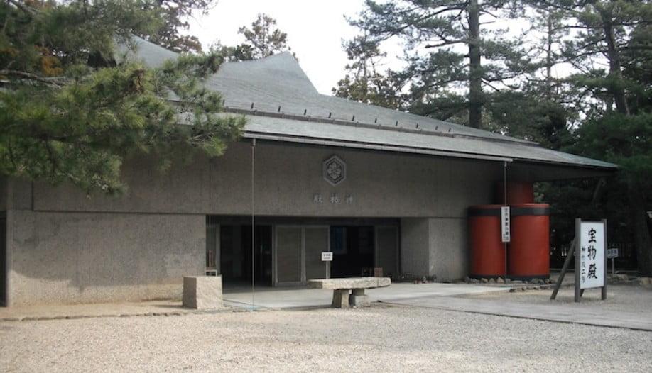 出雲大社(IZUMO-OYASHIRO)・神古殿(SHINKODEN)