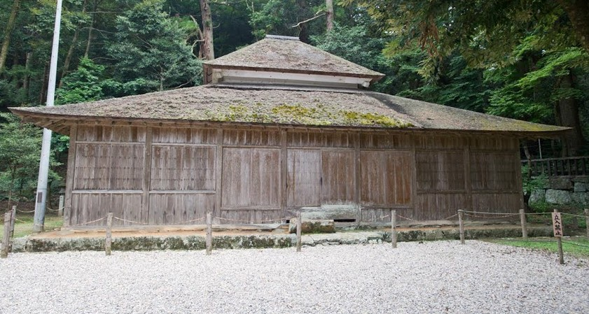 出雲大社(IZUMO-OYASHIRO)・文庫(FUMIGURA)
