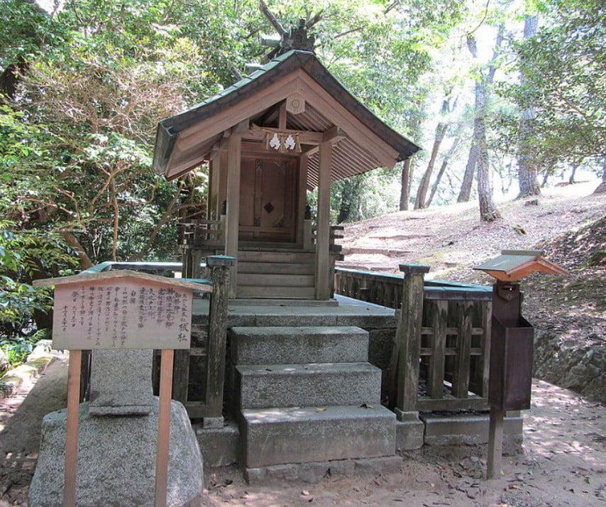 出雲大社(IZUMO-OYASHIRO)・祓社(HARAENOYASHIRO)