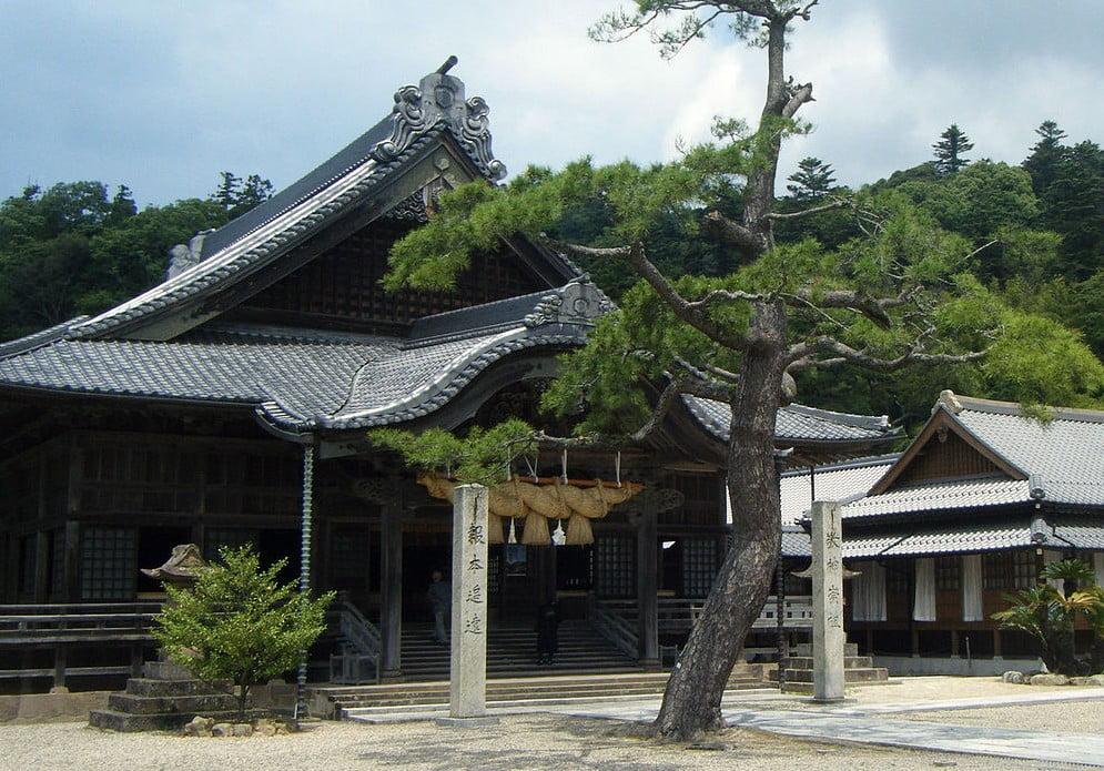 出雲大社(IZUMO-OYASHIRO)・祖霊社(SOREISYA)