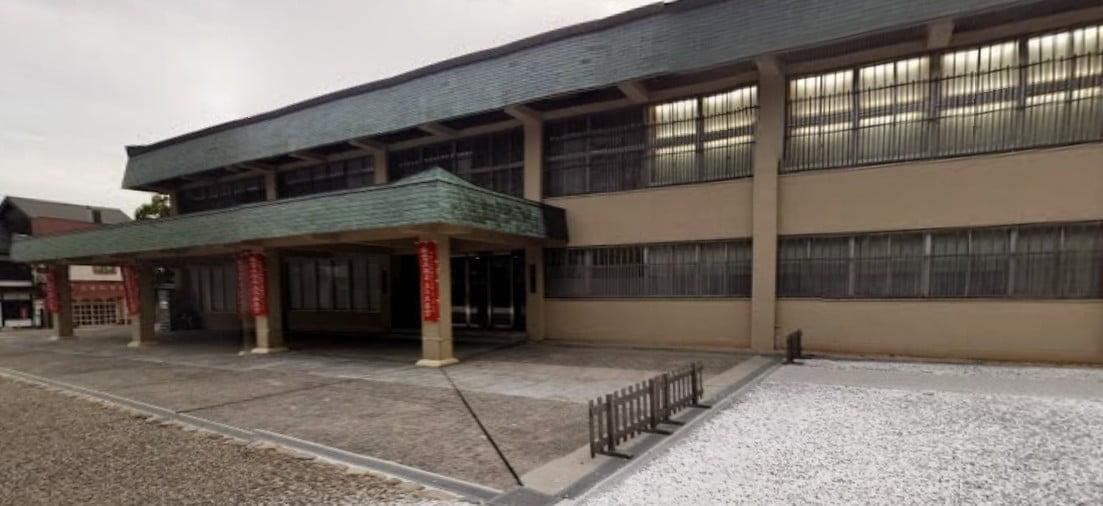 出雲大社(IZUMO-OYASHIRO)・おくにがえり会館(OKUNIGAERI-KAIKAN)