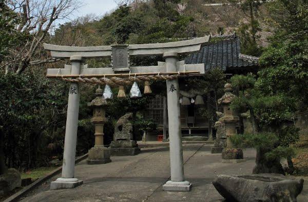 八大荒神社