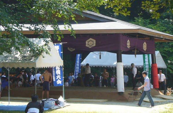 出雲わんぱく大相撲大会