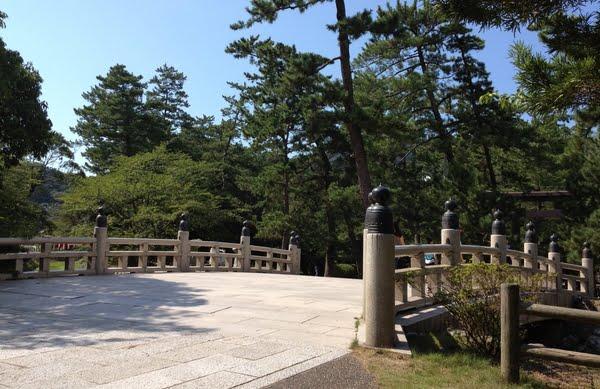 出雲大社・祓橋