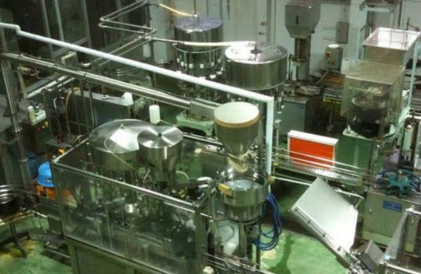 島根ワイナリー工場