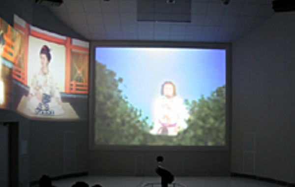 島根県立古代出雲歴史博物館映像