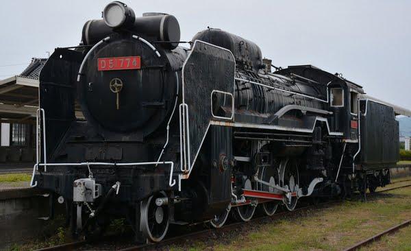 D51形 蒸気機関車