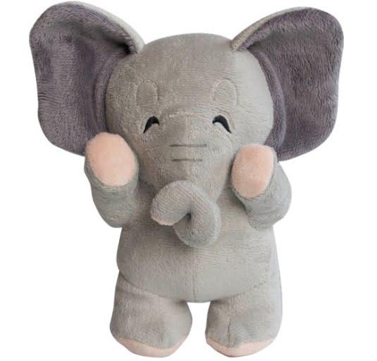 いないいないばぁ。象さん