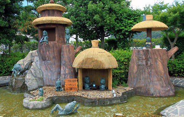 カッパの泉