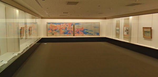 足立美術館・横山大観特別展示室1
