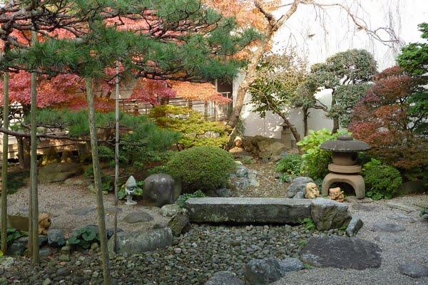 鬼太郎記念館庭園